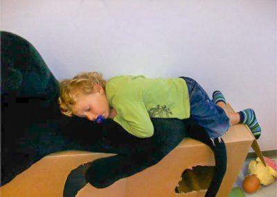 """"""".. ich geh nicht schlafen, weil ich nicht müde bin"""" ...sagte Moritz vor fünf Minuten."""
